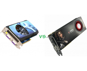 GeForce GTX 560 Ti vs Radeon HD 6950