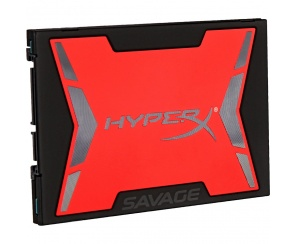 Kingston HyperX Savage 240 GB – test dysku SSD