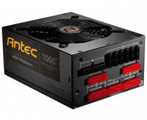Antec High Current Pro Platinum 1000 W – test zasilacza