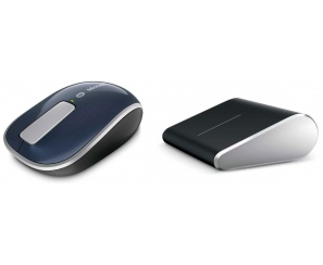 Microsoft Wedge i Sculpt Touch Mouse - test gryzoni