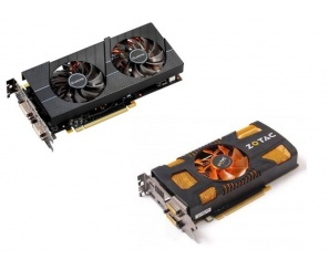 Leadtek GTX 560 OC i Zotac GTX 560 Multiview - test