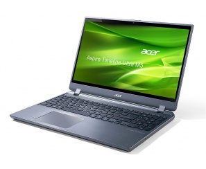 Acer Aspire M5-581TG - test ultrabooka
