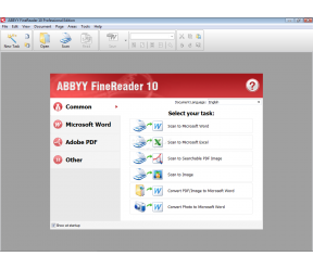 ABBYY FineReader Professional 10.0.102.185