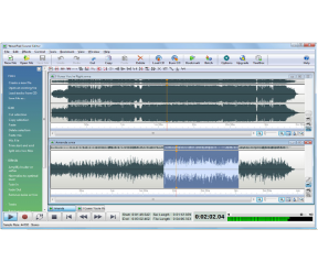 WavePad Sound Editor 4.58