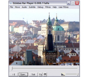 Dziobas RAR Player 0.009.52