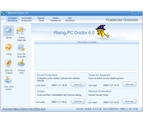 Rising PC Doctor 6.0.2.30