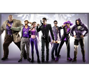 Saints Row 3 - Tapety na pulpit