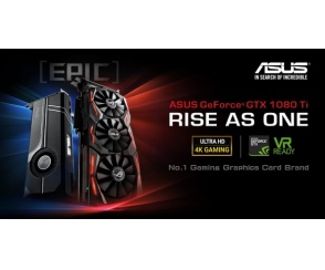 Asus GeForce GTX 1080 Ti Strix i Turbo
