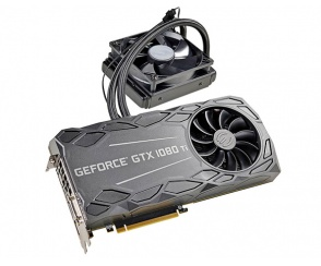 EVGA GeForce GTX 1080 Ti FTW3 Hybrid Gaming