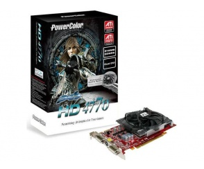 PowerColor Radeon HD 4770 PCS