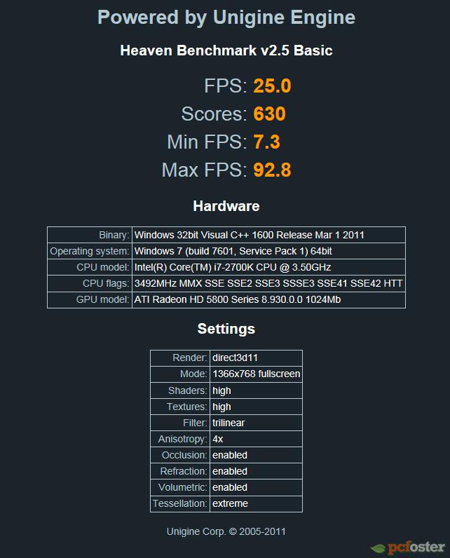 Intel Core I7 2700k