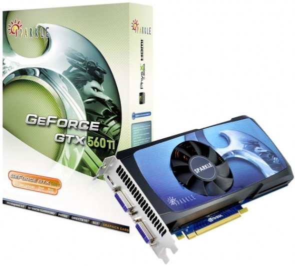 GeForce GTX 560 Ti vs Radeon HD 6850