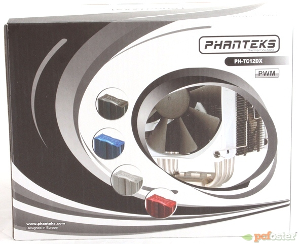 Phanteks TC12DX