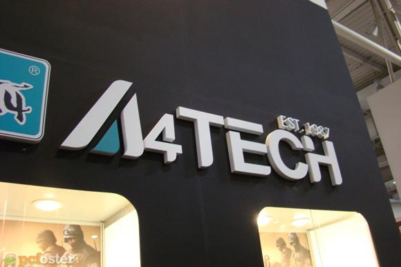 CeBIT 2010 A4Tech