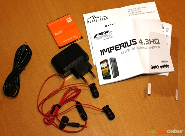 IMPERIUS 4.3HQ MT7006