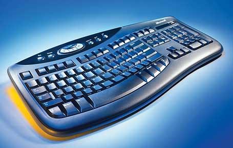 wireless keyboard microsoft natural xbox headset