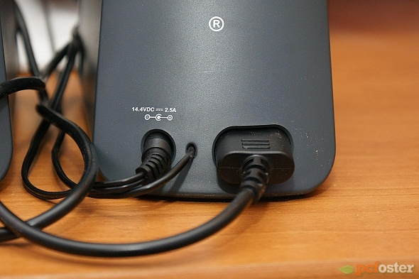 Logitech Speaker System Z520