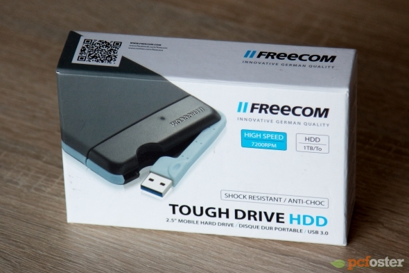 Freecam Tough Drive HDD 1 TB