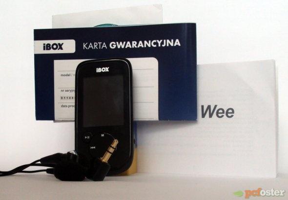 Test Odtwarzacza Ibox Wee Opakowanie I Zawartosc Pcfoster Pl